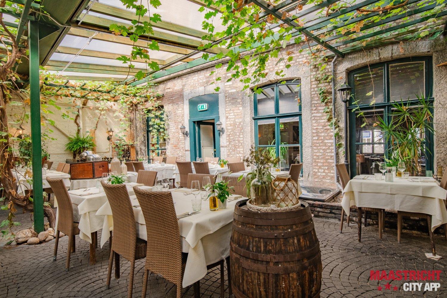 Restaurant Petit Bonheur - Maastricht City App